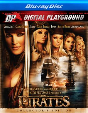 Pirates on Blu-Ray
