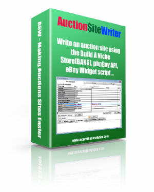 AuctionSiteWriter
